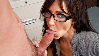 Diana Prince and Dane Cross in My First Sex Teacher