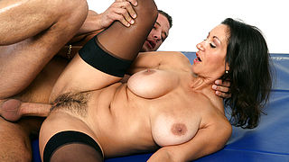 Persia Monir and Danny Mountain in My First Sex Teacher