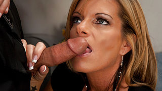 Kristal Summers and Rocco Reed in Naughty Office