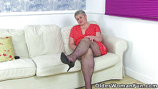 Mum039;s dildo to the rescue