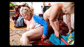 OmaPasS Granny Pictures in Porn Slideshow Video
