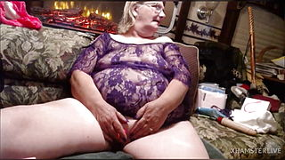 Granny in WEBCAM