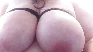 Light workout of SassySsbbwMelb  tits